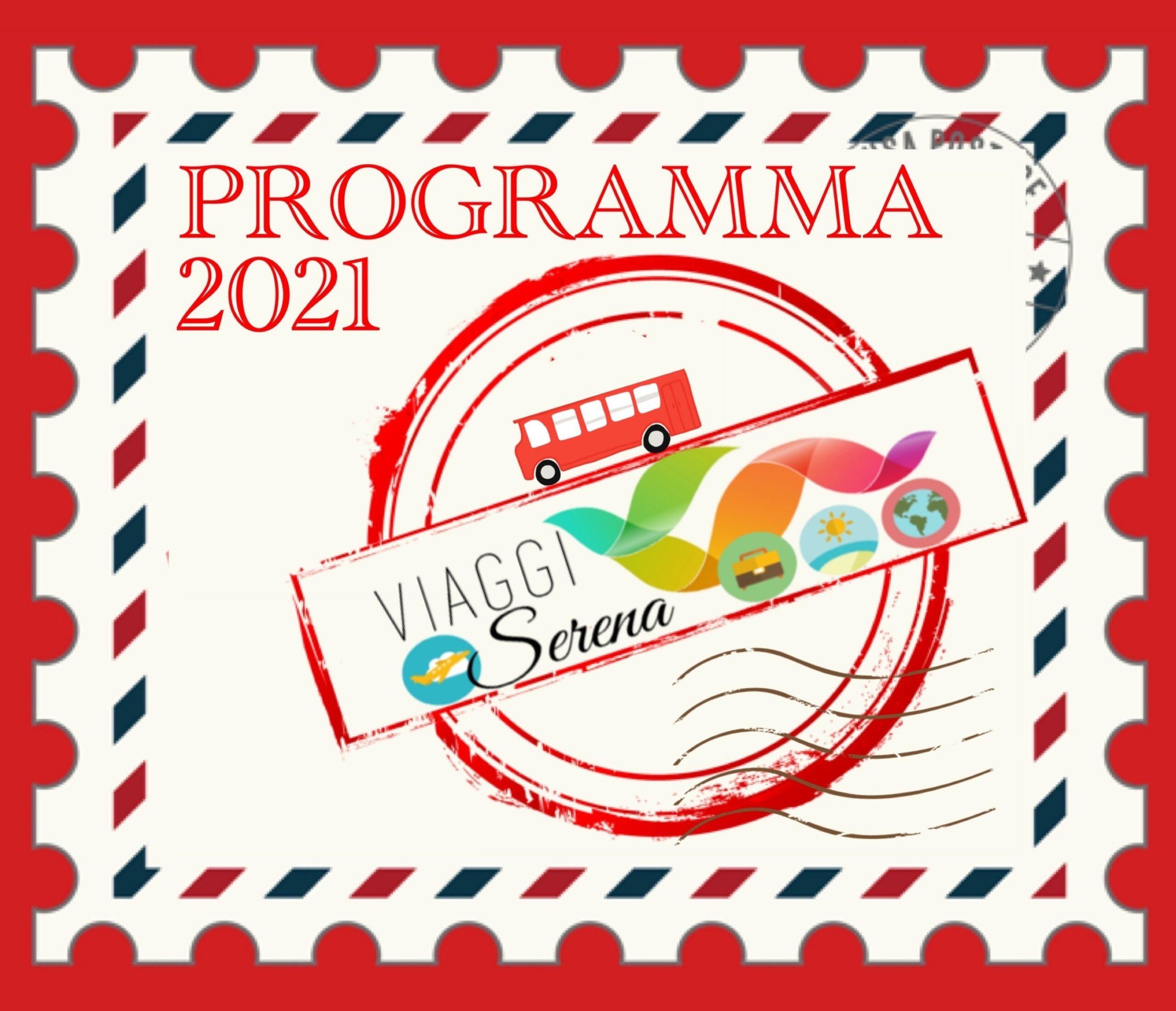 PROGRAMMA 2021!!!